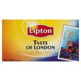 Lipton Taste of London Herbata czarna 100 g (50 torebek)