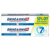 Blend-a-med Complete Protect 7 Extra Fresh Pasta do zębów 2x100 ml