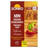 Sonko Mini sucharki pełnoziarniste 120 g