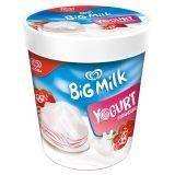 Algida Big Milk Yogurt Strawberry Lody 450 ml