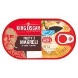 King Oscar Filety z makreli w sosie teriyaki 170 g