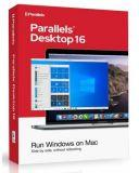 Oprogramowanie Parallels Desktop For Mac 16 Retail Box Full EU