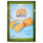 Sunbites Słodko słone Chrupiące listki wielozbożowe 100 g