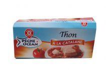 Przekąska katalońska z tuńczyka z sosem i warzywami 270 g (2x 135 g)