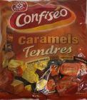 Karmelki miękkie o smaku: waniliowym, orzechowym, czekoladowym, kawowym 450g