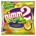 nimm2 Boomki kwaśne Rozpuszczalne kulki strzelające sokiem wzbogacone witaminami 90 g