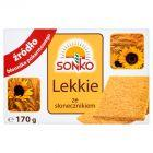 Sonko Pieczywo Lekkie ze słonecznikiem 170 g