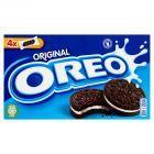 Oreo Original Ciastka kakaowe z nadzieniem o smaku waniliowym 176 g (16 sztuk)