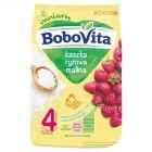 BoboVita Kaszka ryżowa malina po 4 miesiącu 180 g