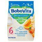 BoboVita Kaszka mleczno-ryżowa 3 owoce po 6 miesiącu 230 g