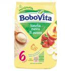 BoboVita Kaszka manna 3 owoce po 6 miesiącu 180 g