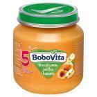 BoboVita Brzoskwinie jabłka i banany po 5 miesiącu 125 g