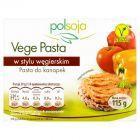 Polsoja Vege Pasta w stylu węgierskim Pasta do kanapek 115 g