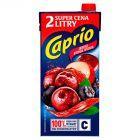 Caprio jabłko aronia wiśnia Napój 2 l