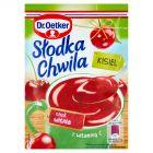 Dr. Oetker Słodka Chwila Kisiel smak wiśniowy 30 g