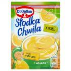 Dr. Oetker Słodka Chwila Kisiel smak cytryna 30 g