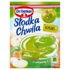 Dr. Oetker Słodka Chwila Kisiel smak jabłkowy 30 g