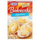 Dr. Oetker Babeczki jogurtowe 335 g