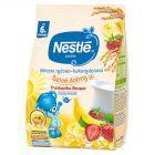 Nestlé Dzień dobry Kaszka mleczna ryżowo-kukurydziana truskawka banan po 6 miesiącu 230 g