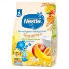 Nestlé Dzień dobry Kaszka mleczna ryżowo-kukurydziana jabłko banan morela po 9 miesiącu 230 g