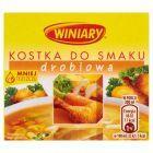 Winiary Kostka do smaku drobiowa 60 g (6 kostek)