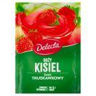 Delecta Kisiel smak truskawkowy 58 g