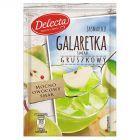 Delecta Galaretka smak gruszkowy 75 g
