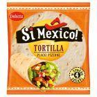 Delecta Si Mexico! Tortilla Placki pszenne 245 g (4 sztuki)