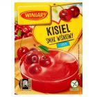 Winiary Kisiel z cukrem wiśniowy smak 77 g