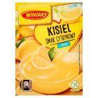 Winiary Kisiel z cukrem cytrynowy smak 77 g