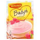 Winiary Budyń o smaku malinowym bez dodatku cukru 35 g