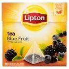 Lipton Owoce Jagodowe Herbata czarna 36 g (20 torebek)