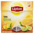 Lipton Owoce Cytrusowe Herbata czarna 36 g (20 torebek)