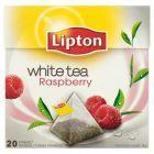 Lipton Malina Herbata biała 30 g (20 torebek)