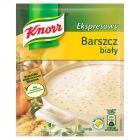 Knorr Ekspresowy barszcz biały 45 g