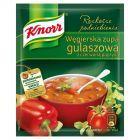 Knorr Rozkosze podniebienia Węgierska zupa gulaszowa z czerwoną papryką 60 g