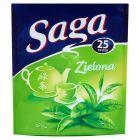Saga Herbata zielona 32,5 g (25 torebek)
