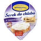 Włoszczowa Serek do chleba z czosnkiem 100 g
