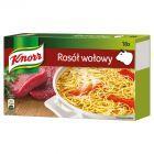 Knorr Rosół wołowy 180 g (18 kostek)