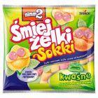 nimm2 Śmiejżelki Sokki kwaśne - nadziewane żelki wzbogacone witaminami 90 g