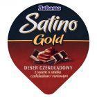Bakoma Satino Gold Deser czekoladowy z sosem o smaku czekoladowo-rumowym 140 g