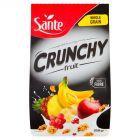 Sante Crunchy owocowe Chrupiące płatki 350 g