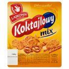 Lajkonik Koktajlowy mix Mieszanka paluszków precelków i krakersów 200 g