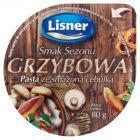 Lisner Smak Sezonu Grzybowa Pasta ze smażoną cebulką 80 g