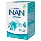 NAN OPTIPRO 4 Mleko modyfikowane w proszku dla dzieci po 2. roku 800 g (2 x 400 g)