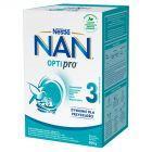 Nestlé Nan Optipro 3 Mleko modyfikowane w proszku dla dzieci po 1. roku 800 g (2 sztuki)