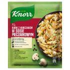 Knorr Fix rurki z kurczakiem w sosie pieczarkowym 33 g