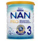 Nestlé Nan Pro 3 Mleko modyfikowane w proszku z B.lactis dla dzieci Junior po 1. roku 800 g