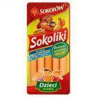 Sokołów Parówki Sokoliki 140 g