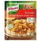 Knorr Fix Kurczak w delikatnym sosie curry 40 g